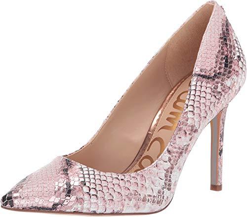 Sam Edelman Women's Hazel Shoe, Pink Multi Snake Print, 8 M US