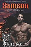 Samson: Prince of Tigers – Paranormal Tiger Shifter Romance