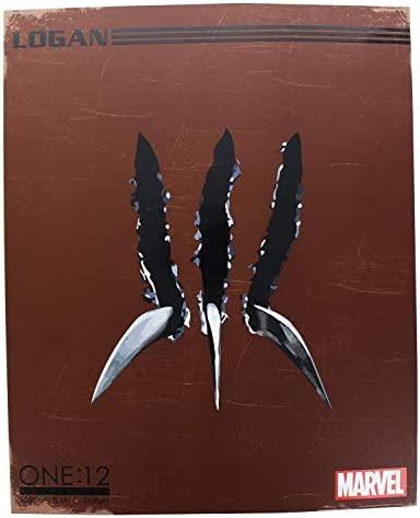 Amazon.com: Mezco Toys One: 12 Collective: Marvel Logan ...