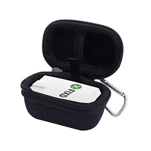 Aenllosi Storage Hard Case for FIXD Bluetooth OBD-II Active Car Health Monitor/Diagnostic Device ()