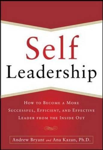 Self Leadership Become Successful Efficient Effective product image