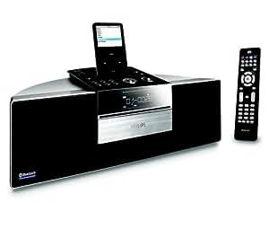 Philips BTM630 Bluetooth Wireless Micro Hi-Fi System with iPod Docking Station