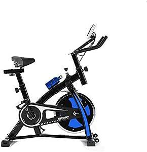 Skyland Unisex Adult EM-1554 Spinning Bike - Blue, 105 L x 21 W x 118 H