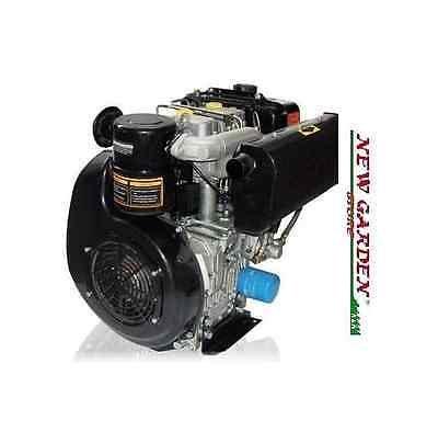 Motor diesel bicilindrico 4tempi cortacésped Zanetti zdm 90 ...
