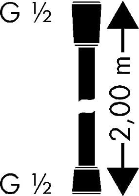 Hansgrohe Techniflex Hose