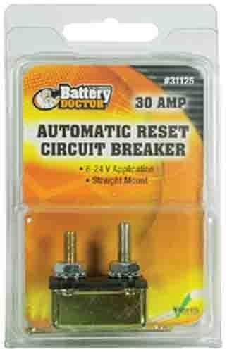 WIRTHCO ENGINEERING Inc 6194 31125 30 Amp Circuit Breaker