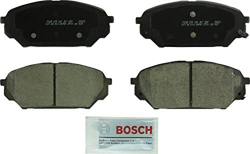 Bosch BC1302 QuietCast Brake Pad Set