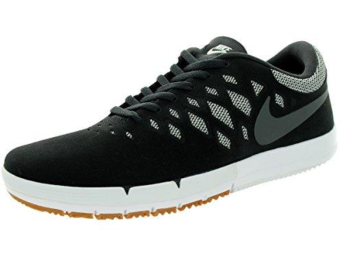 Nike Free SB, Scarpe da Ginnastica Unisex - Adulto Black/dark grey-white