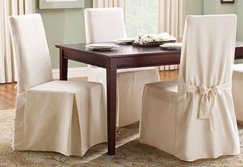 Dining Chair Cushion Sailcloth - 8