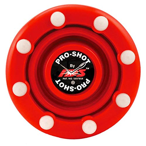 Pro In Line Hockey Puck - Ideal Design Sports, Inc. IDS Pro Shot Inline Hockey Puck - ORANGE (ORANGE)