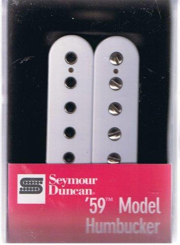 1n Neck (Seymour Duncan SH-1n '59 Model 4-Conductor Pickup - White Neck)