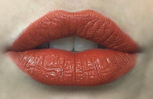 Axiology - Organic, Vegan, Cruelty-free Lipstick (Worth | Orange Red)