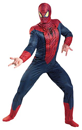 Spider-Man Movie Classic Costume - XX-Large - Chest Size 50-52