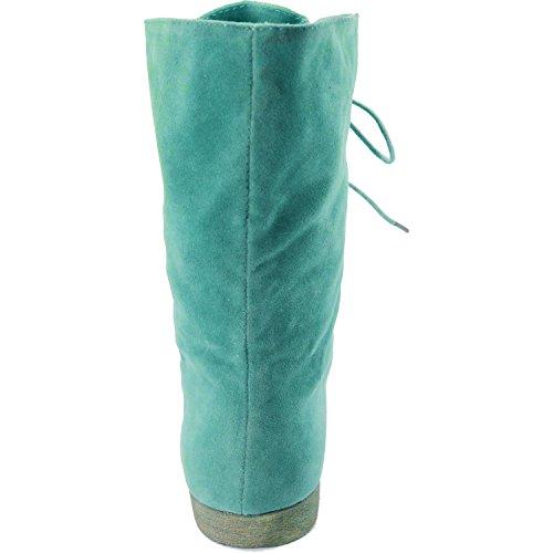 Scarpe Da Ginnastica Classiche Piatte Oxford Mocassini Due Way Wear Breckelles Sabbia Collezione Menta