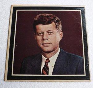 (John Fitzgerald Kennedy: A Memorial Album)