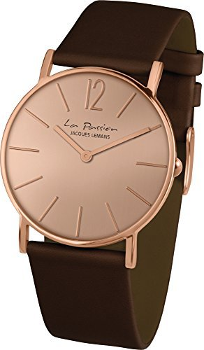 Jacques Lemans La Passion LP-122D Wristwatch for women Flat & light