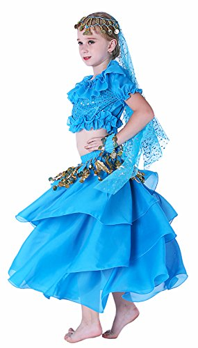 Fairycece Halloween Costumes for Girls with Size 14 (Cute Teenage Halloween Costumes For Girls)