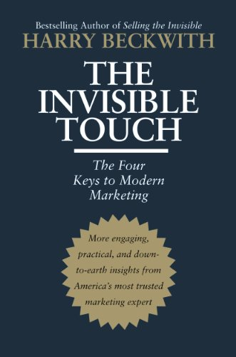 Amazon the invisible touch the four keys to modern marketing the invisible touch the four keys to modern marketing by beckwith harry fandeluxe Image collections