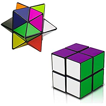 infinity cube  : Magic Star Cube,SHONCO 2 in 1 Combo Infinity Cube Toy ...