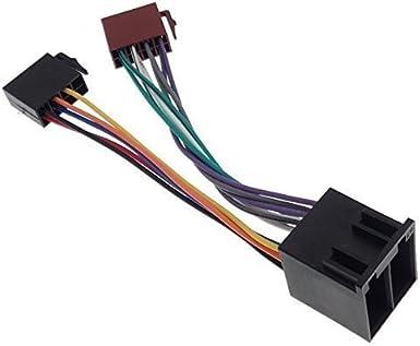 1 1 Kfz Iso Verlängerung Radio Stecker Kabel Auto Adapter Car Auto Pkw Autoradio Elektronik