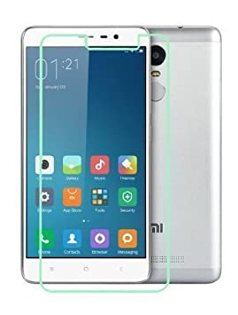 MI TAMPER Tempered Glass for Xiaomi Redmi Note 3  Transparent