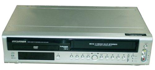 Sylvania DVC850C DVD-VCR Combo