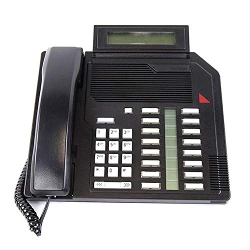 Meridian M2616D Telephone w/ Display Black (Certified Refurbished)
