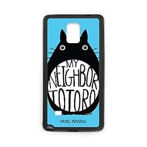 Samsung Galaxy S4 Phone Case Black My Neighbor Totoro NJY8751809
