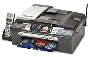 Amazon.com : Brother MFC-885CW Photo Color All-in-One with ...