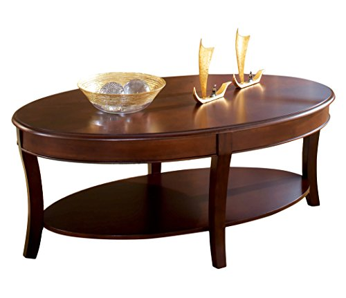 Dining Room Traditional Coffee Table - Steve Silver Company Troy Cocktail Table, 48