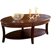 Steve Silver Company Troy Cocktail Table, 48W x 28D x 20H