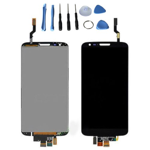 Touch Screen Digitizer for LG G2 D802 (Black) - 2
