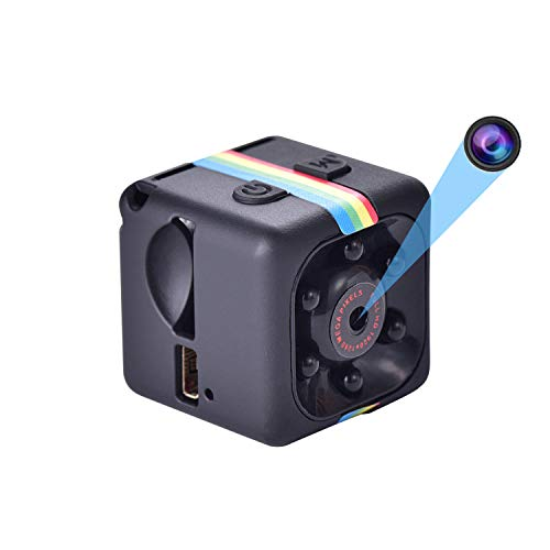 Mini Camera 1080P 32G Home Security Camera WXDCAM Nanny Pet Baby Camera with Motion Detection Night Vision for Indoor Outdoor Use Audio Video Recorder