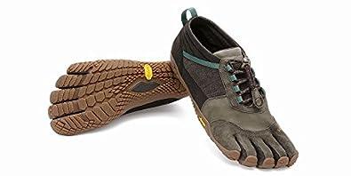 Vibram Womens Trek Ascent Brown Hiking Shoes EUR 39