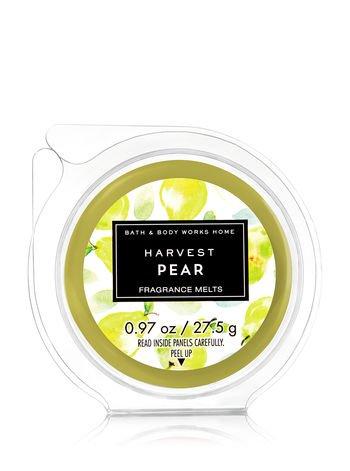 (Bath & Body Works Wax Home Fragrance Melt Harvest Pear)