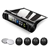 Best Car Alarms - Favoto Tire Pressure Monitoring System TPMS Solar Powered Review