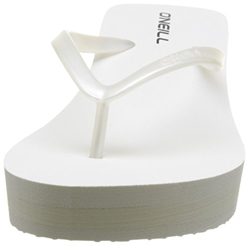 Beetroot Wedge Blanc P O'neill Fw Mujer Chanclas rose Ox51Yaq