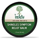 TreeActiv Shingles Symptom Relief Balm, Clay