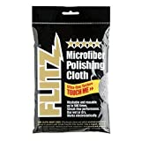 Flitz Microfiber Polishing Cloth - 16'''' x 16'''' - Single Bag
