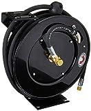 T&S Brass 5HR-232-GH Garden Hose Adapter Equip Open Hose Reel, 3/8-Inch X 35-Feet