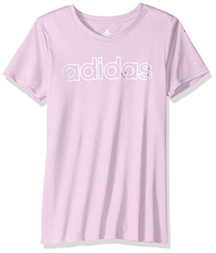 ort Sleeve Graphic Tee Shirts, Clear Lilac ADI 1 S (7/8) ()