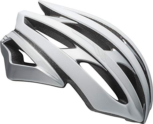 Bell Stratus MIPS Reflective Adult Bike Helmet - Matte White/Silver Reflective - Medium (55-59 cm)