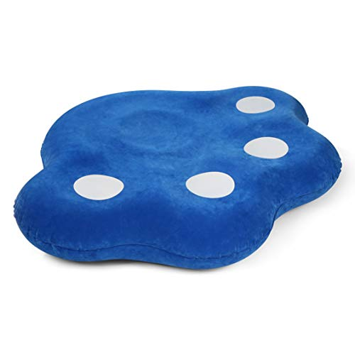 Milliard Dog Pool Float Inflatable Ride On Paw Raft for Pets