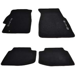 96 00 honda civic black oem fit floor mats. Black Bedroom Furniture Sets. Home Design Ideas