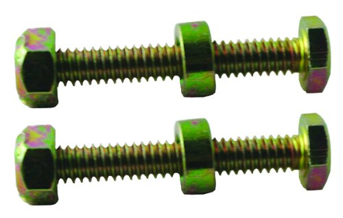 Oregon (2 Pack) 80-748 Snow Thrower Shear Bolt For Noma 301172, 1-3/4-Inch Length 1/4/20 Thread
