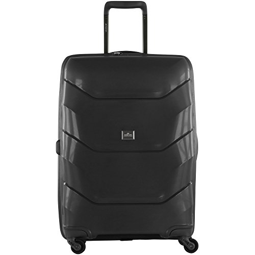 March 15 Vienna 4-Rollen-Trolley M 66 cm, black