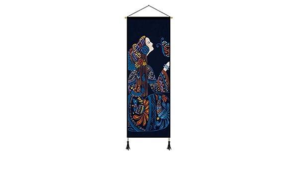 Tapicería tapicería Mural de Lino de algodón (Color : C): Amazon.es: Hogar