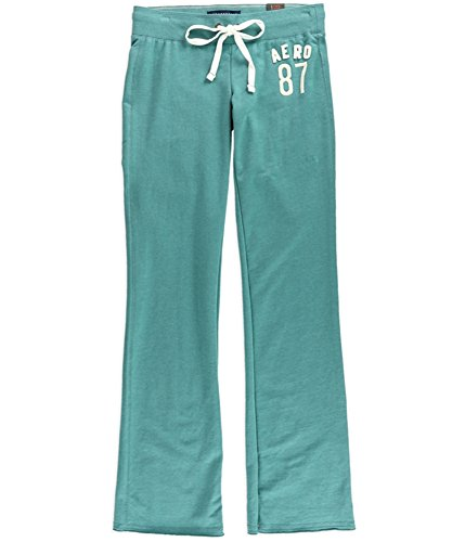 Aeropostale Womens Fit & Flare Casual Sweatpants 473 XS/32