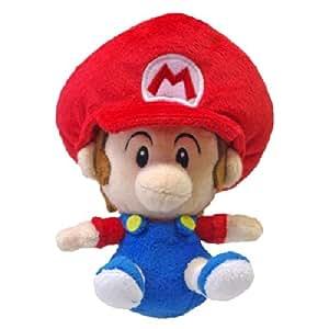 Nintendo - Muñeco de Mario Bros bebé (13 cm)