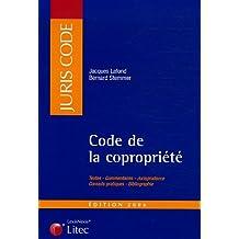 CODE DE LA COPROPRIÉTÉ 2006